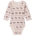 Hust&Claire Baloo Baby Body Rosa