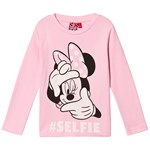 Disney Minnie Mouse T-Shirt Pink