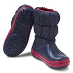 Crocs Winter Puff Boot Navy