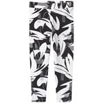 Puma Black Printed Alpha Leggings