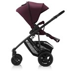 Britax SMILE 2  Wine Red Denim