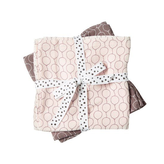 Done by Deer Swaddle, 2-pack, Balloon, Powder
