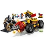 LEGO City 60186 LEGO® City Mining Heavy Driller