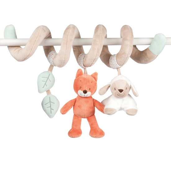 Nattou Toy Spiral for Cot Fanny & Oscar