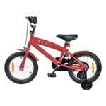 STOY Bicycle 14 Cruiser Frame Red