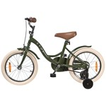STOY Bicycle 16 Vintage Army Green