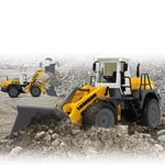 Jamara RC Liebherr Wheel Loader 564 1:20