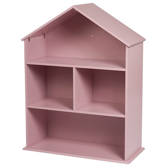 JOX Bookshelf house Pink