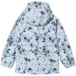 Name It Alfa Jacket Flower Dark Denim