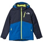 The North Face Snow Quest Plus Jakke Marineblå/Blå