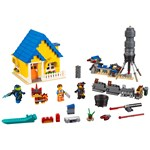LEGO The Movie 70831 LEGO® Movie 2 Emmets drømmehus / redningsraket!