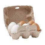 Kids Concept Eggs 6 pcs