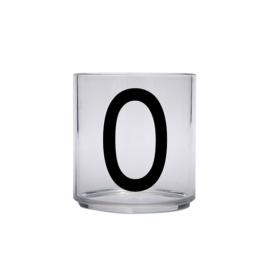 Design Letters Kids Personal Drinking glass O
