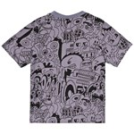 Max Collection T-Shirt Gray Lavender