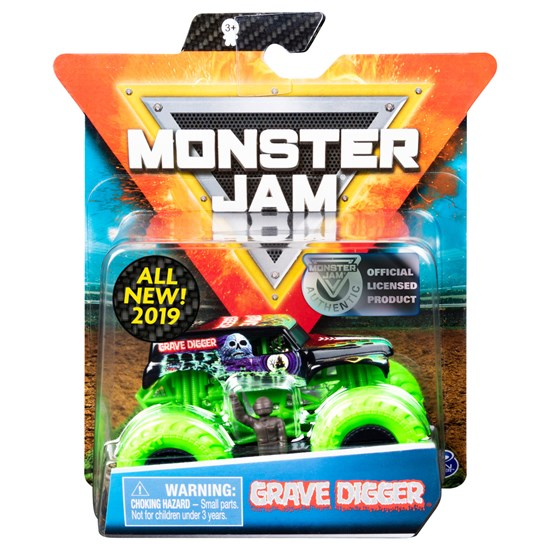 Monster Jam Monster Jam 1:64 Single Pack