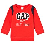 Gap Sp Graphic Crews Poster Red 527