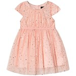 Jocko Party Dress Peach