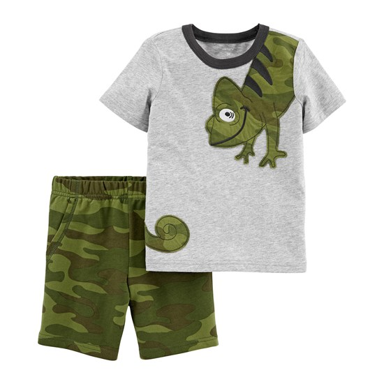 Carter's Chamelon Wrap Around Camo Set