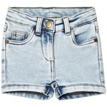 Max Collection Shorts Lt Denim Blue