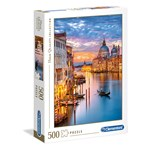 Clementoni Puzzles High Quality Collection Lighting Venice 500 pcs
