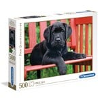 Clementoni Puzzles High Quality Collection The Black Dog 500 pcs