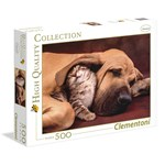 Clementoni Puzzles High Quality Collection Cuddles 500 pcs