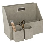Bigso Box of Sweden Hurry portable organizer Canvas Beige