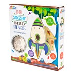 Motion Kids Bird house 3D spaceship
