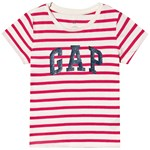 Gap Sh Jpn Excl Golden Wk Gr T Pure Red Stripe