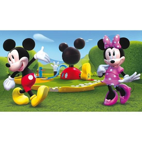 Disney Mickey Mouse Mickey Mouse Club House 80x140 cm