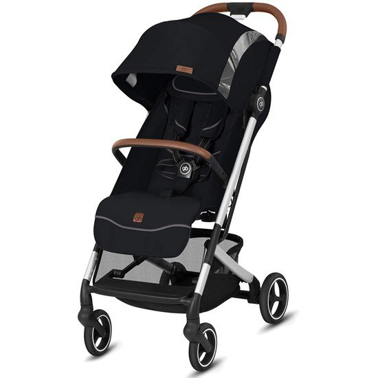 Goodbaby Qbit+ All City Stroller Fashion Velvet Black