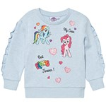 My Little Pony My Little Pony Sweatshirt Blue Bell Melange