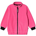 The BRAND Fleece Jakke Neon Pink