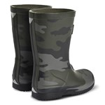 Joules Khaki Camo Roll Up Packable Wellies