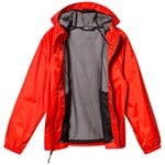 The North Face Red Zipline Waterproof Jacket