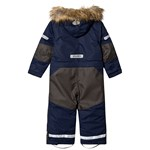 Kuling Verbier Kids Winter Coverall Classic Navy