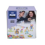 Plus-Plus Mini, Pastel 600 pcs