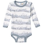 Joha Body with long sleeves MountainsB