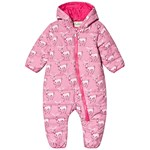 Hatley Pink Darling Deer Winter Snowsuit