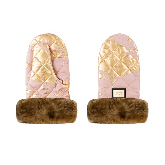 Bjällra of Sweden Handmuff Pink Golden Collection