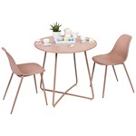 JOX Round table Pink