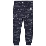 ebbe Kids Bain Sweat Pants Text Print