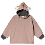 Hust&Claire Poppy Poncho Shade rose