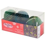 Christmas Kids Honeycomb LED Lamps Blue/Green