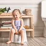 BabyBjörn Potty Chair White