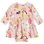 Mumin Moomin Moonlight Body With Dress Pink