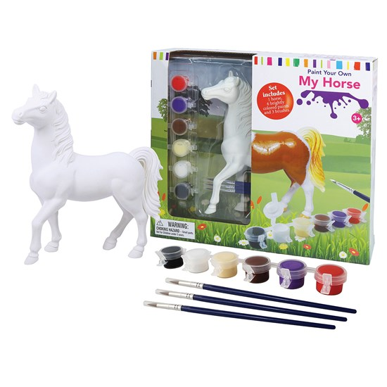 Champion Art Paint Your Own Horse