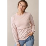 Boob B Warmer Sweatshirt Light Pink