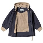 Mini A Ture Wally Jacket M Ombre Blue