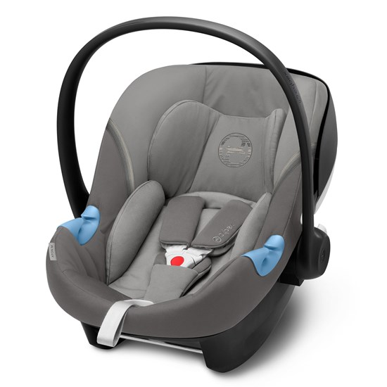 Cybex Aton M i-Size Infant Carrier Soho Grey
